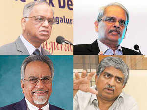 Infosys, founded by seven engineers in 1981, is still India's most successful startup. And it is not just the founders alone—some of its senior alumni have also taken to the startup game.