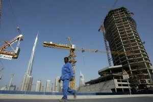 Dubai's metro   Dubai's mega projects  Dubai World crisis