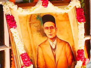 """One of the tweets, put out on March 23, the death anniversary of Bhagat Singh, read: """"Bhagat Singh waged war for Freedom from British Raj, VD Savarkar begged for mercy, to be a slave in British Raj."""""""