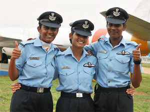 "Parrikar described the trio's induction as a ""red letter day"" and said his ministry was working towards bringing about ""total gender parity"" in the armed forces."