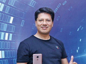 """""""It's an extremely positive development, we are hopeful that we will get government approval and open our stores in India,"""" said Atul Jain, COO of LeEco's Indian smartphone business."""