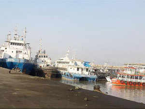 """""""A memorandum of understanding (MoU) was signed between IWAI and IPGPL on June 1"""" for projects worth Rs 476 crore, the Ministry of Shipping said in a statement."""