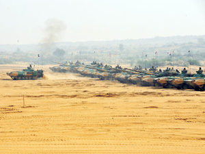 (Representative image) The third largest wing of the army accounted for about 1 lakh, or 10 per cent of combatants, and employed about 15,000 civilians at the time of the study.