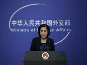 "One thing is very clear. Within the group of the NSG, members have different opinions regarding whether or not non-NPT countries can join,"" foreign ministry spokesperson Hua Chunying said"