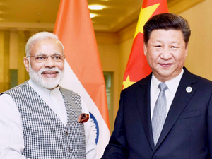 Prime Minister Narendra Modi himself sought to persuade Chinese President Xi Jinping to lift its stay on an imminent consensus at a one-on-one meet on the margins of the summit meet of the Shanghai Cooperation Organisation at Tashkent.