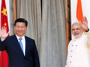 """We would like to see healthy bilateral relations between India and China. We would like to see them work out whatever differences they have,"" US official said."