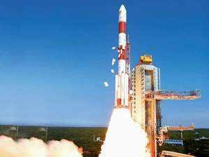 India broke its own record by blasting 20 satellites, including 17 from foreign shores.