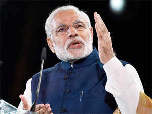 Modi said that there was a time in 1975, when the freedom of the people were curbed and 1,000 of political activist and student leaders were imprisoned without any reason.
