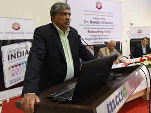 Nandan Nilekani made the investment through his family office Entrust some months ago.