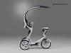 Yamaha unveils 3-wheel mobility vehicle concept