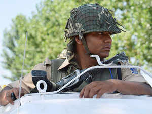 While four of them were killed in an encounter with Army near LoC, nearly half a dozen managed to escape following which an alert was sounded in the valley.