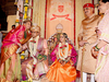 The 27th titular of the Mysore Wodeyar dynasty weds
