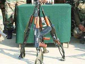The security agencies have recovered 8,146 AK-47/56/74 rifles from militants from January 1, 2002 to December 31, 2015.