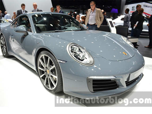 Porsche Launches New 911 Model Priced Up To Rs 2 66 Crore The