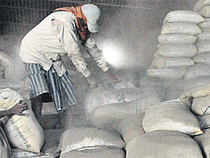 In FY16, the company generated operating profit before depreciation (Ebidta) per tonne of cement at Rs 1,400 while it was Rs 800-850 per tonne for the peers.