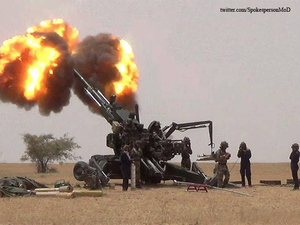 Besides being the first artillery gun to be made by a private firm in India, the value of the contract makes it the largest to be entrusted to the industry.