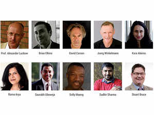 BI currently has on-board ten international branding experts who have over 200 years of cumulative experience in six countries between them.
