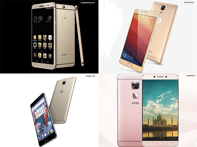 OPPO F1 PLUS - Five mid-range smartphones that gives high