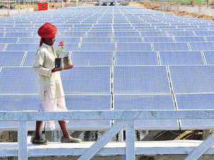 Government has planned to have 100 GW of solar power generation capacity by 2022.