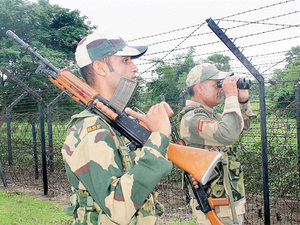 The West Bengal administration has asked the state police to be on high alert and take serious note of any suspicious movement in the border districts.