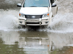 The general insurance industry saw vehicle damage claims of close to Rs 3,000 crore following last year's Chennai deluge, a record for any Indian rainy season.