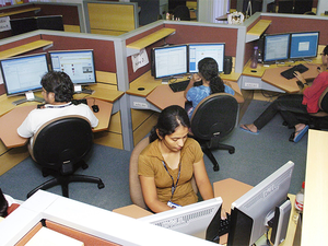 The IT-BPO industry employs 3.7 million and the impact of automation will mainly fall on those working in the BPO and infrastructure management space.