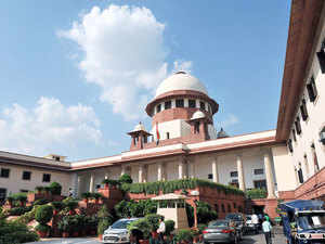 The law as it stands, declared by the Supreme Court in an earlier 2014 judgement, does not allow those with subsisting government contracts to contest the elections.