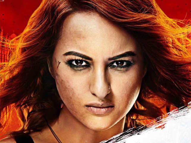 Top Bold Bollywood Actress in 2018 - sonakshi sinha