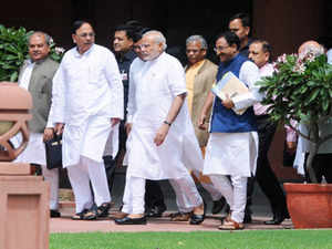During the Union Cabinet expansion and reshuffle today, Modi dropped Vasava and in his place inducted another tribal face from the state, Jaswantsinh Bhabhor.
