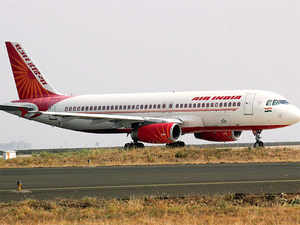 Air India flight AI-101 landed at Iceland's Reykjavík-Keflavík airport at around 1530 hours Indian time.