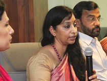 """""""We will have to look at what we can do with the WTO tools like anti-dumping and countervailing duty,"""" Aruna Sundarajan said."""