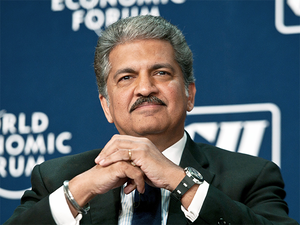 """Anand Mahindra says Twitter is certainly giving business leaders a powerful new tool with which to express their views. """"But I'm not sure if that has made them more outspoken."""""""