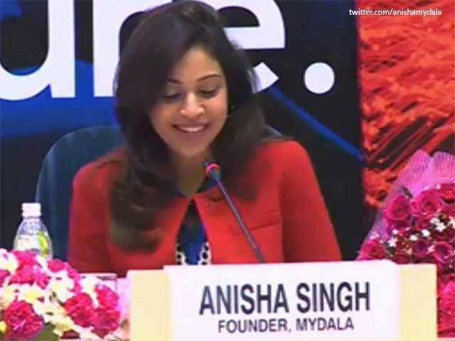 MyDala, Anisha Singh
