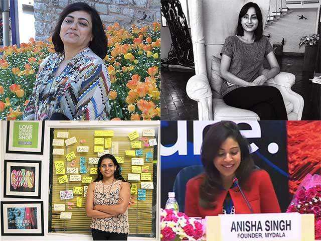 10 Indian startups with women founders