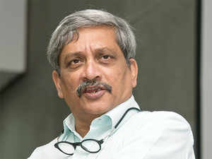 """The assumption that doing something correct will compromise the transparency is not correct,"" Parrikar said."