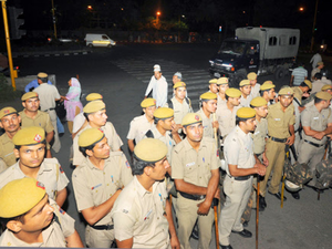 Assam police has issued high alert and asked the districts bordering Bangladesh to increase the vigil.