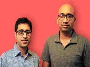 Rahul Narang (left) and Saurabh Arora, Co-founders, Lybrate