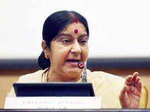 In a letter to her Bangladesh counterpart A H Mahmood Ali, External Affairs Minister Sushma Swaraj offered India's support to Bangladesh in fighting terrorism.