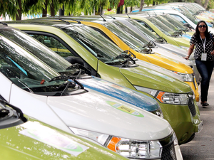 The transport ministry has also proposed to rope in taxi aggregator firms to promote electric vehicles as city taxis by including them as part of their fleet.