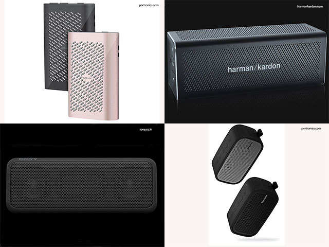 Creative Sound Blaster Roar 2 - 10 hot Bluetooth speakers that are