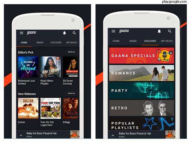 6 music apps you shouldn't miss - Gaana | The Economic Times