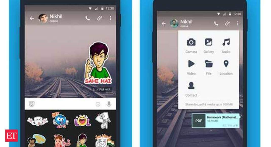 Telegram - 6 WhatsApp alternatives you should try | The