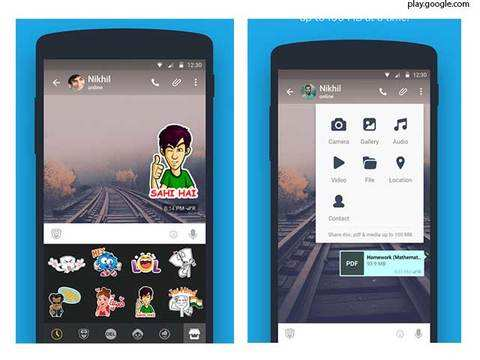 KakaoTalk - 6 WhatsApp alternatives you should try | The
