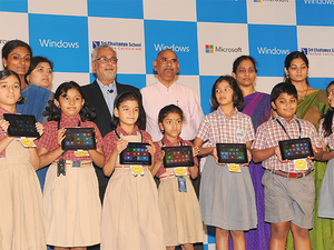 Trio World Academy in Sahakar Nagar has rolled out a Learning Management System for its middle school this academic year.