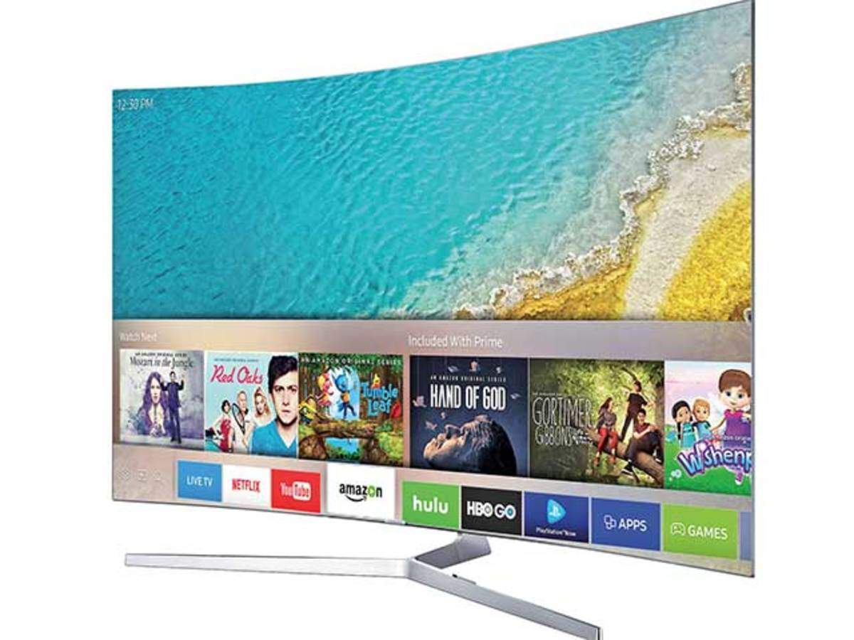 Samsung redefined curved TV experience with Series 9 SUHD