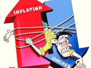 RBI had set a goal of 4 per cent inflation with a 2 per cent band on either side.