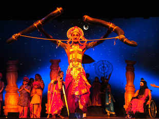 Among the first projects to be started will be one on creating an audio visual experience in Ayodhya depicting the life and teachings of Lord Rama.