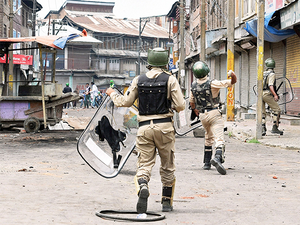 Over 500 security personnel have sustained injuries while quelling mobs over the last three days.