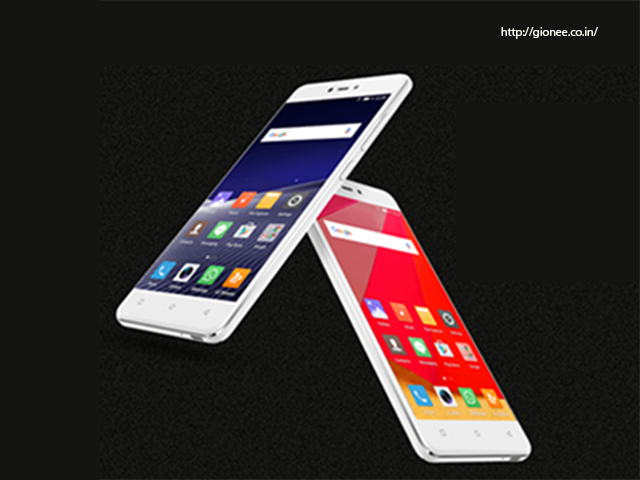 Colour variants - Gionee launches F103 Pro in India, priced at Rs