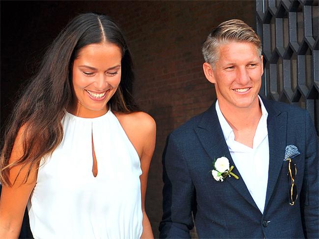 Ana Ivanovic: It's a private, Venetian wedding for Bastian Schweinsteiger &  Ana Ivanovic - The Economic Times